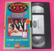 VHS film FRANCO & CICCIO I due mafiosi 1995 IL SESTANTE 1F&C05 (F67) no dvd