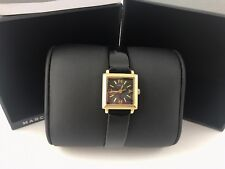 Marc by Marc Jacobs Women Katherine Small Square Black Dial Ladies Watch MBM1313