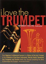 Learn To Pay the Trumpet DVD I Love Lesson Tutor Book