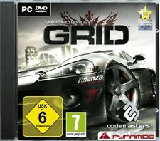 RACE DRIVER GRID (PC) - NEU & SOFORT