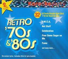 Various Artists : Karaoke Party: Retro 70s & 80s CD