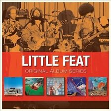 Original Album Series [Box] by Little Feat (CD, Mar-2010, 5 Discs, Warner Bros.)