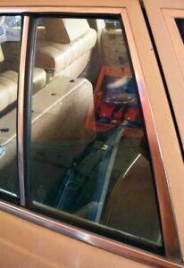 Mercedes Door Quarter Glass Rear Left W123 Wagon  '77-'79 200T 230TE 240TD