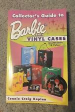 Collector's Guide to Barbie Doll Vinyl Cases : Identification Values 1999 pb vg