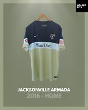 Jacksonville Armada 2016 - Home