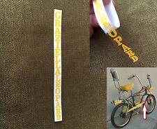 Adesivo Graziella Carnielli Leopard tubo obliquo decalcomania old bike cross