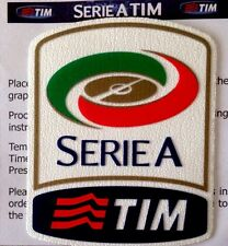 2015-16 SERIE A TIM LEGA CALCIO UFFICIALE STILSCREEN FOOTBALL JUVENTUS PATCH BADGE