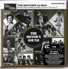 THE MOTOWN 7s VOLUME 2 - MP3 DOWNLOAD COUPON & BOOKLET - 14 RARE TRACKS