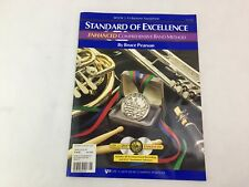Standard of Excellence - Book 2 - Eb Flat Baritone Saxophone - With CD - PW22XR
