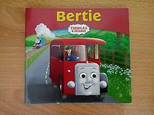 Thomas & Friends - Bertie - Softcover Book