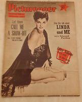 1955 PICTUREGOER FILM MAGAZINE Cover ESTHER WILLIAMS, Victor Mature - 17th Sept.