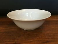 Pottery Barn PB WHITE Cereal Bowl 5584483