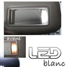 Mazda CX-5 CX5 2 ampoules LED Blanc éclairage pare soleil miroirs courtoisie