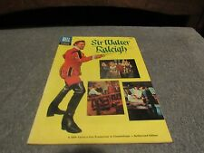 Dell Movie Classic Four Colors Sir Walter Raleigh  (#644 1955)