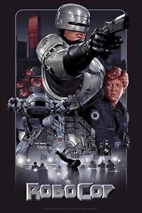 Movie Poster - ROBOCOP (1987)
