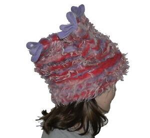 Seesaw Funky Fleece Hats NWT