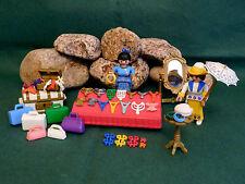 Playmobil Nostalgie/rosa Serie Schmuckstand II 5346-A/1997, ohne OVP!