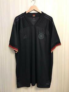 5+/5 Deutschland 2020/2021 away Size 3XL Germany shirt jersey soccer football