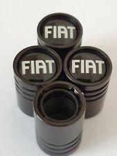 FIAT metal valve Tyre Dust Caps Plastic Inside all models Tipo Panda 500l 500x