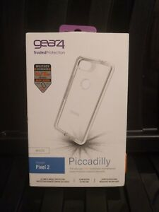 Gear4 D30 Piccadilly Mobile Phone Case - Google Pixel 2 - White