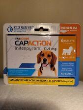 Oral Flea Tick for Dogs Medication Medicine Pills Flea Treatment - Small Dog 6ct