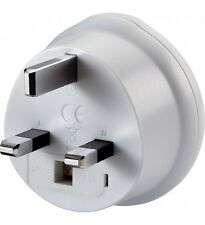 Go Travel USA-UK Grounded Adaptor Plug 455