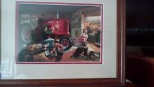 David Barnhouse collector framed plates and prints