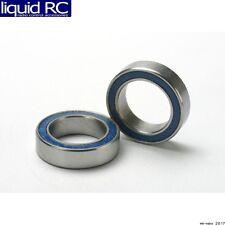 Traxxas 5119 10x15x4mm Ball bearings blue rubber sealed (2)