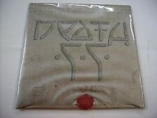 DEATH SS - THE SEVENTH SEAL - 2LP BRAND NEW SEALED - LTD. EDITION 260 UNITS ONLY
