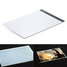 A3 Artist LED Drawing Board Tracing Table Stencil Tattoo Display Light Box C5U2