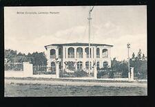East Africa Mozambique LOURENCO MARQUES British Consulatec1910/20s? PPC