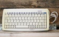 Compaq CPQ-595 White PS/2 Mini Keyboard