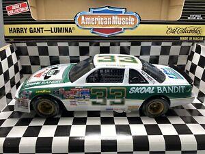 "ERTL Harry Gant 1994 ""Last Ride"" #33 Skoal Bandit Lumina 1:18 NASCAR Diecast Car"