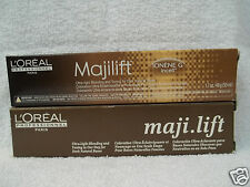 Loreal MAJILIFT Ultra Light Blonding & Toning Hair Color for Dark Bases 1.7 oz!!