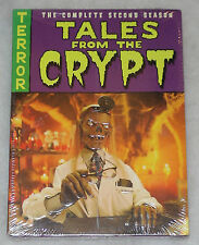 Tales From The Crypt Season 2 Two DVD Box Set NEW & SEALED