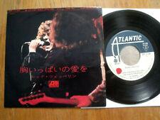 "LED ZEPPELIN - WHOLE LOTTA LOVE - PROMO!! JAPAN 7"" 45 SINGLE - ATLANTIC DT 1139"