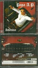 RARE / CD - PAPA A.P. : ASSESINA / RAP / HIP HOP / COMME NEUF - LIKE NEW