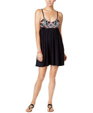 Coco Rave Ari  Women's Printed Baby doll Cover-Up Size X-Large