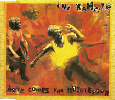Ini Kamoze Here Comes The Hotstepper CD Maxi 5724