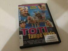 Toti Tange Wala DVD NTSC Region 0 For USA/Canada Punjabi with English Subtitles!