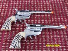 Vintage (1960s) Mattel Fanner 50 Cap Guns (PAIR)