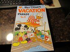 Walt Disney's Vacation Parade TPB (Gemstone) #3-1ST 2006 VF