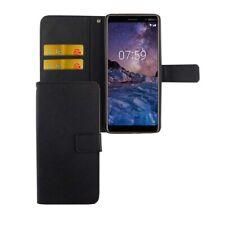 Nokia 7 Plus Étui Coque Téléphone Portable Protection Sac à Clapet Housse de