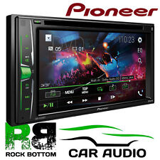 "Pioneer AVH-A200BT 6.2"" Double Din Screen CD DVD MP3 Bluetooth Car Stereo Player"