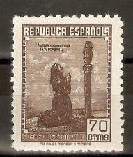 ESPAÑA 1939 CORREO DE CAMPAÑA EDIFIL NE 52**