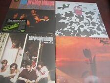 PRETTY THINGS PARACHUTE S.F. SORROW S/T SINGLES 64 - 68 mono COLLECTION 5 LP SET