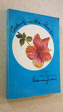 COOKING IN THE PACIFIC rosemary sinclair LGE/PB 1981