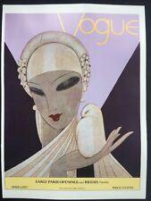 1924 Authorised 1970/'s Reprint 39x28cm15 1st Vintage Vogue Magazine Poster Sep