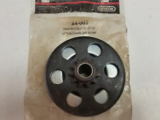 OREGON 11 T/35 CLUTCH ASSY FITS GO CARTS CHIPPERS MINI BIKES SILVER 84-002