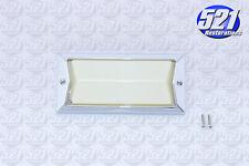 Mopar Dome Light Lens Bezel Set 60-65 Belvedere 60-64 Fury Savoy Polara 330 NEW